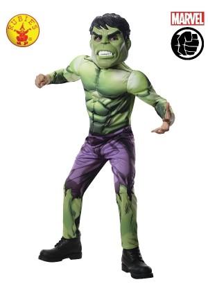 Boys Hulk Deluxe Costume  cl6931