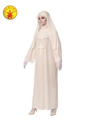 White Nun Ladies Costume cl700870