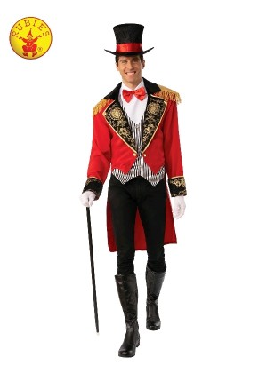 MEN RINGMASTER MAN COSTUME