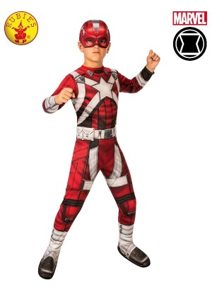 BOYS RED GUARDIAN DELUXE COSTUME cl702136