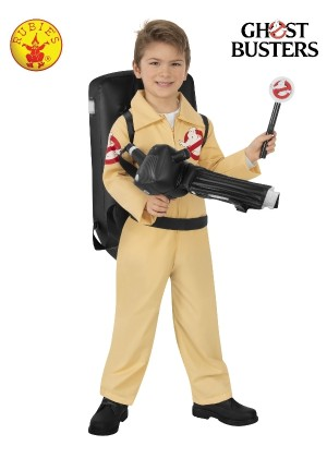 Kids Ghostbusters Costumes with light cl702459