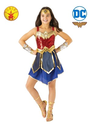 Wonder Woman 1984 Outfit for Girls cl7123