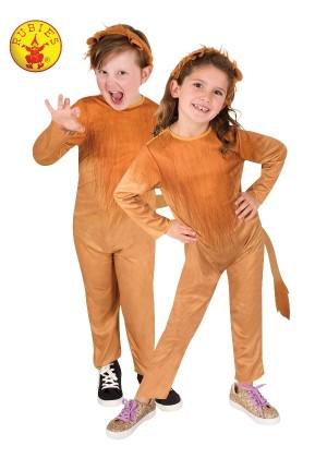Lion Costume Child