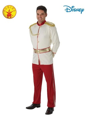 MENS PRINCE CHARMING DELUXE COSTUME