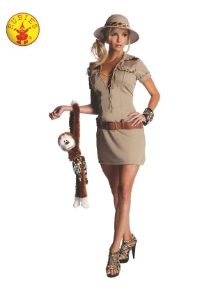 JANE THE HUNTER COSTUME Ladies