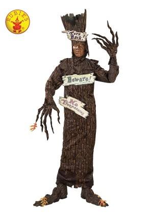 Adult Haunted Tree Costume cl888178