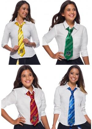 Hufflepuff Ravenclaw Gryffindor Slytherin Harry Potter Tie cl89053903890
