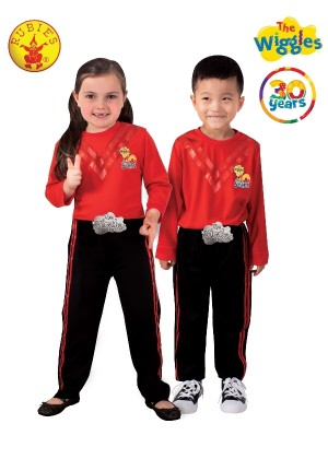 Kids Simon Wiggle 30th Anniversary Costume cl9813