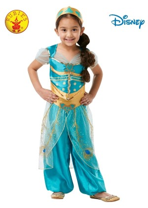 JASMINE LIVE ACTION ALADDIN COSTUME Girl