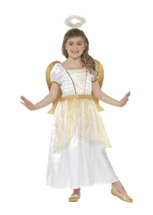 ANGEL PRINCESS COSTUME KIDS