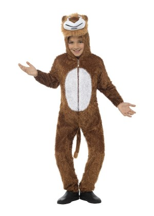 Kids Animal Lion Costume