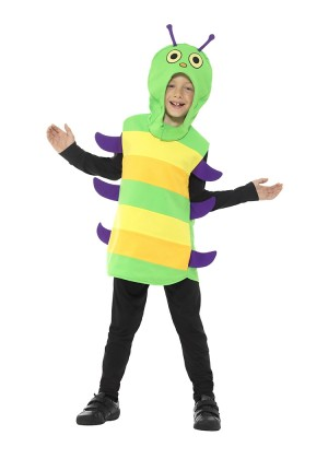 Caterpillar Costume KIDS cs43138