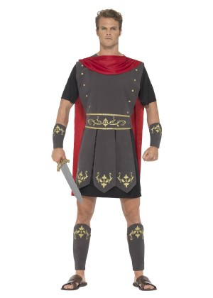 Roman Gladiator COSUME CS45495_2