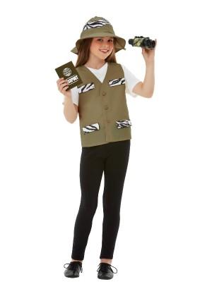 Kids Explorer Costume Kit cs47729