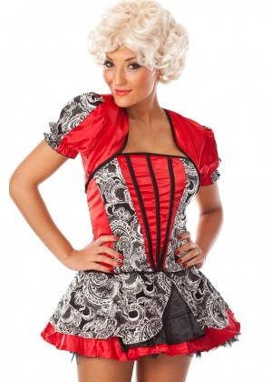 Sexy Queen of Hearts Costume