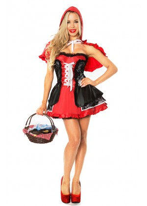 Red Riding Hood Costumes LH-129