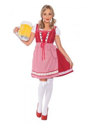 Ladies Oktoberfest Costumes lh300r_1
