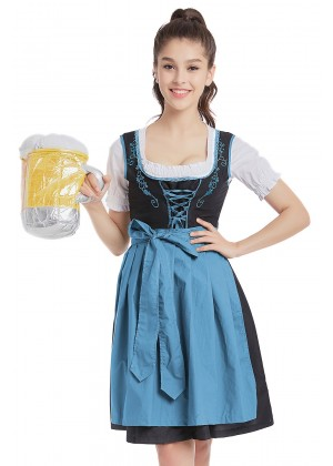 Ladies Beer Maid Wench costume lh331b