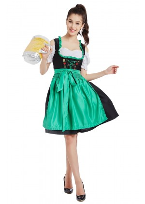 Oktoberfest Wench costume lh332
