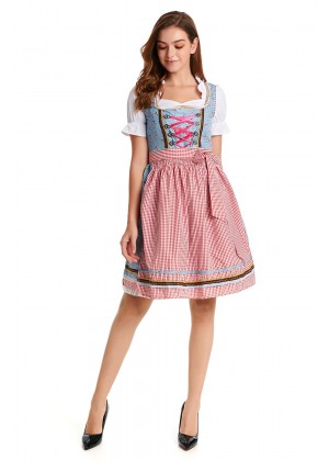 Ladies Oktoberfest Beer Maid Costume lh336