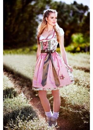 Ladies Vintage Oktoberfest Heidi Costume lh346