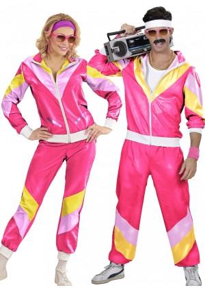 Pink 80s Shellsuits Tracksuit Australia