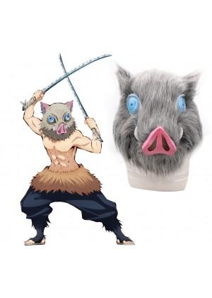 Kimetsu no Yaiba Inosuke Hashibira Mask lm116