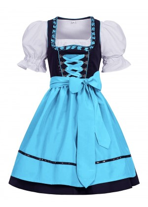 Ladies Oktoberfest Wench costume ln1001b