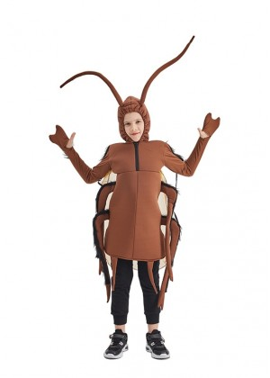 Kids Cockroach Bug Costume lp1031
