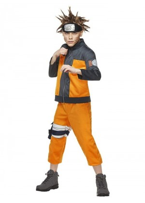 Boys Uzumaki Naruto Costume lp1035