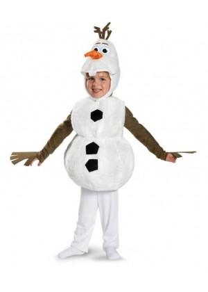 Toddler Child Olaf Snowman Costume lp1046