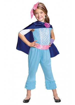 Girls Bo Peep Toy Story 4 costume lp1047