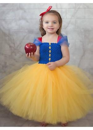 Kids Princess Snow White Costume lp1055