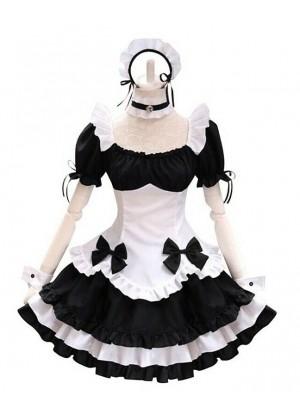 Lolita French Maid Dress Costume lp1065