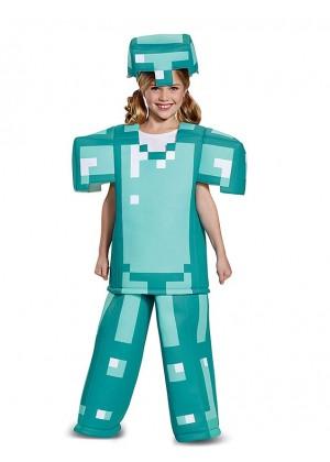 Minecraft Armor Classic Child Costume