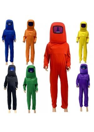 Kids Game Among Us Costume