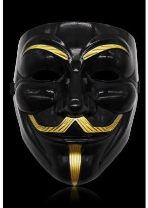 Black Vendetta Mask lx2025-1