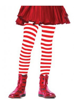 Kids Thing 1 and thing 2 where's wally xmas Pantyhose