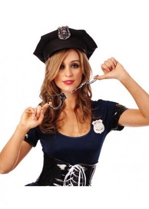 Police hand cuffs lz371cuffs