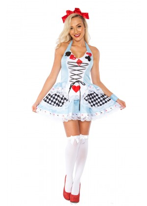 Alice In Wonderland Costumes lz6656_1