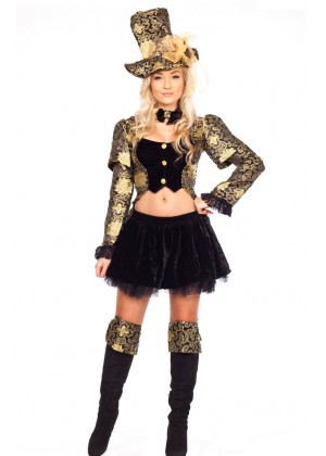 Mad Hatter Costumes LZ-8399