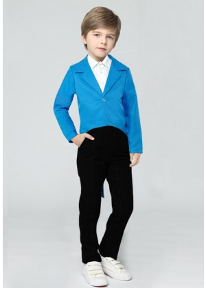 Blue Kids Tailcoat