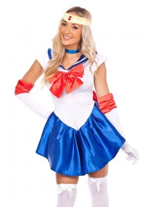 Ladies Sailor Moon Costume lz8675b