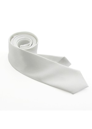 1920s Mens White Gangster Costume Tie Roaring 20s Gatsby Fancy Dress Costume Accessory