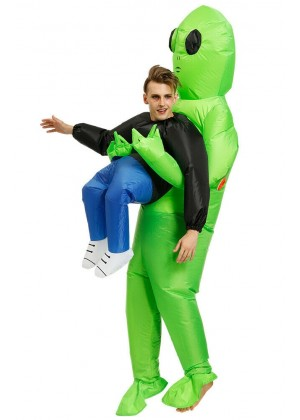 Adult Alien Inflatable Costume