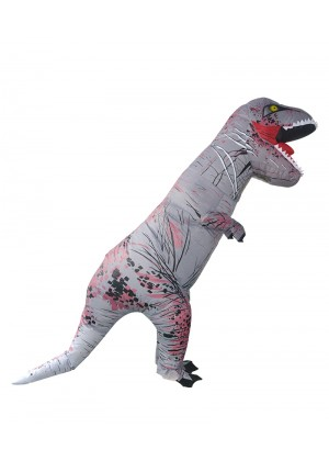 Grey T-REX Costume