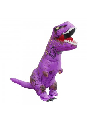 Purple T-REX Costume tt2001purple