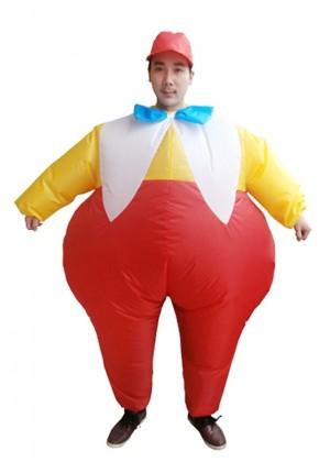 Tweedle Dee & Tweedle Dum Costume 2012