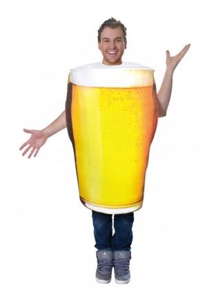 Adult Beer Glass Costume tt2042