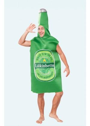 Mens Beer Bottle Costume tt2045